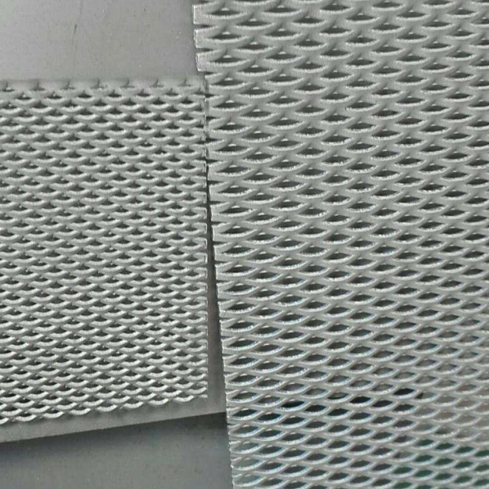 "1/"" x 10/"" Lot of 4 pieces MMO coated expanded titanium mesh anodes"