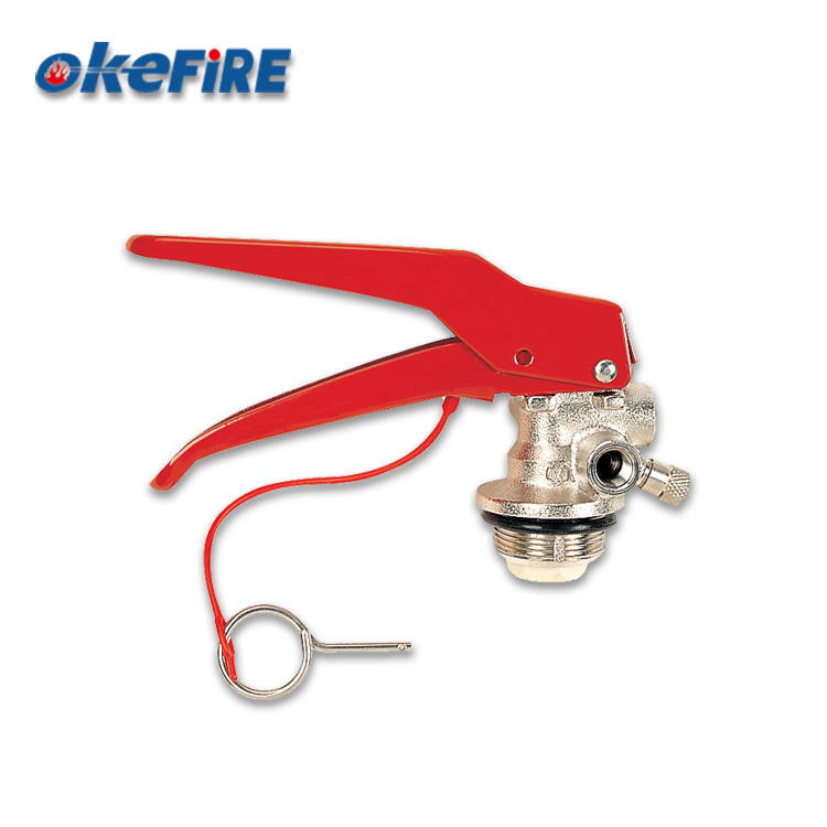 Okefire Red 집 단 Brass Dcp (kindle Fire) 소화기와 밸브