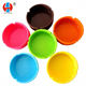 Wholesale OEM Manufacturer Colorful Thermostability Unbreakable Silicone Ashtray