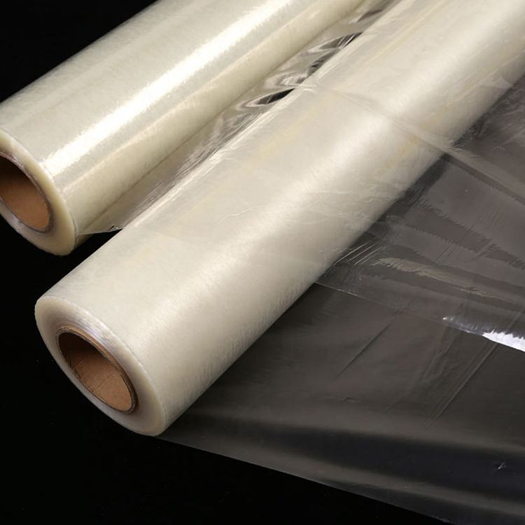Manufacturer Hot Sale Bopp Matte Photo Cold Laminating Roll Film Clear Transparent Laminate Pouch Film