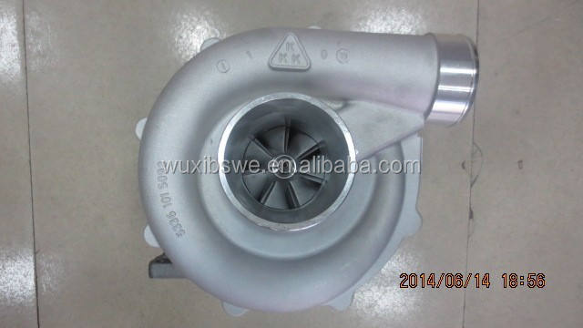 Prime quality kkk turbo for DAF k33 53339706406 53339886406 turbo charger of good reputation wuxi factory