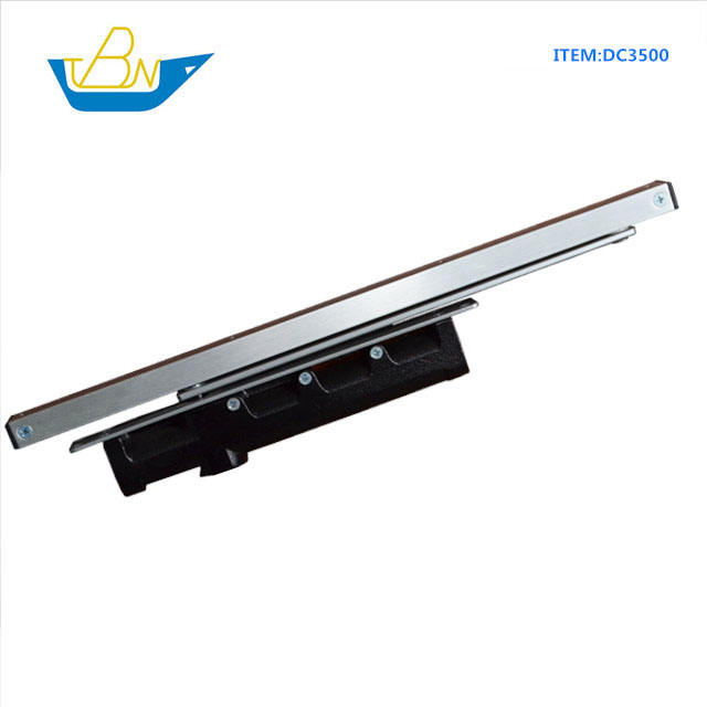 High Quality Cast Iron Fire Rated Hydraulic Hidden UL Listed Door Closer Sliding Back
