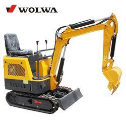 Chinese mini crawler digger 0.8 ton mini excavator price