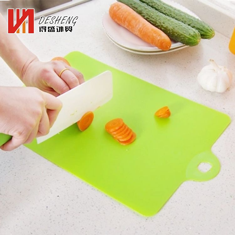 100% Food 급 Safety Easy Clean 유연한 랩 (Cutting Boards