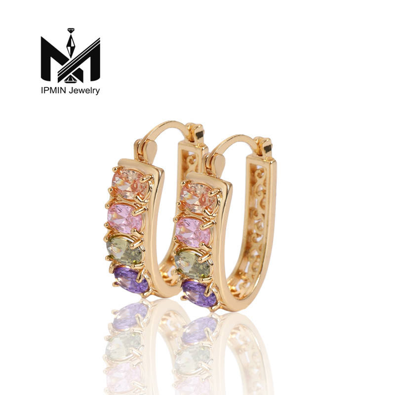 14K 18K EarリングJewellery Wholesale WomenのEarrings