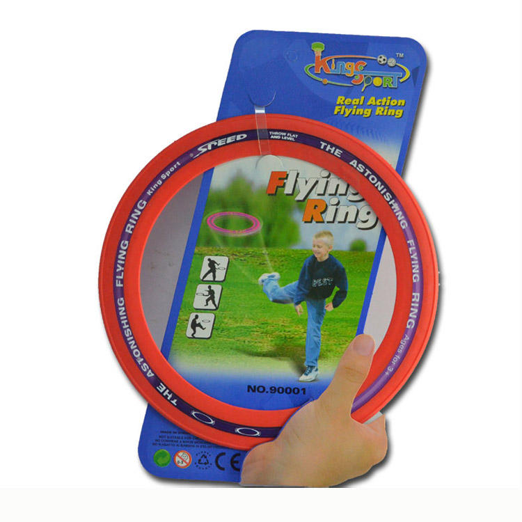 "Education Outdoor Toy high quality 10"" Round flying disc"