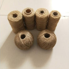 Hot sale jute twine with different sizes