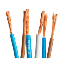 Factory directly sell PVC electrical Wire/Cable from Shenzhen Sheathed Electric Wire Cable Copper
