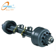 China manufacturer 13T fuwa heavy duty Truck and semi Trailer Axle for sale