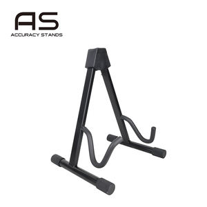 A Frame Folding Electric Home Guitar Stand GS002