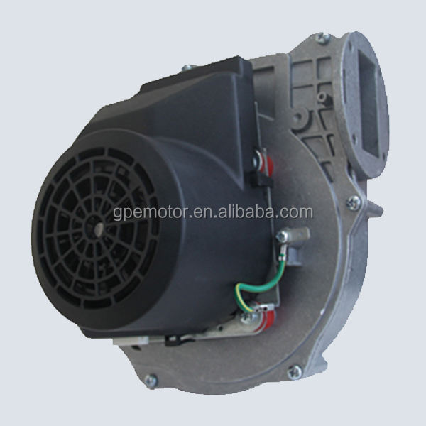 Duvar hung gaz kazan blower fan