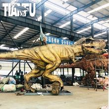 2019  life size  9m china T-rex model for outdoor decoration