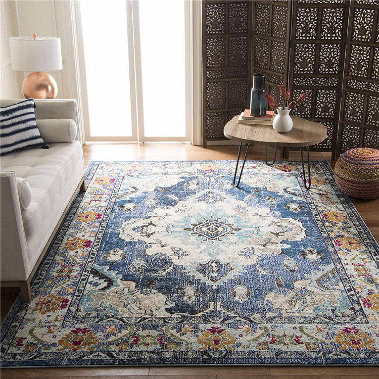 Luxury Machine Made Modern Living Room Carpet Persian Carpet Rugs