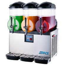 3X12L commercial smoothie slush machine price for sale SC-3