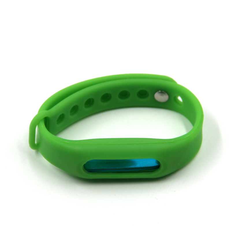 High quality Silicone anti mosquito band, mosquito repellent bracelet