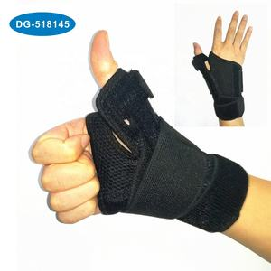 Thumb Spica Support Brace for Pain, Sprains, Strains, Arthritis, Carpal Tunnel Thumb Stabilizer