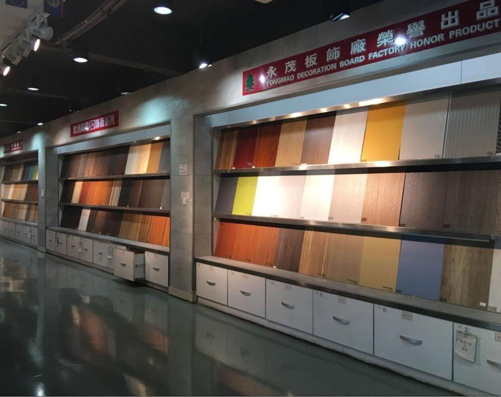 4*8 feet 3mm - 25mm Indoor furniture melamine wood panel
