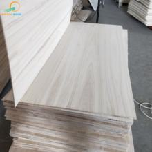 Factory Price Solid Wood Panel  Paulownia Wood Price m3 for Sale