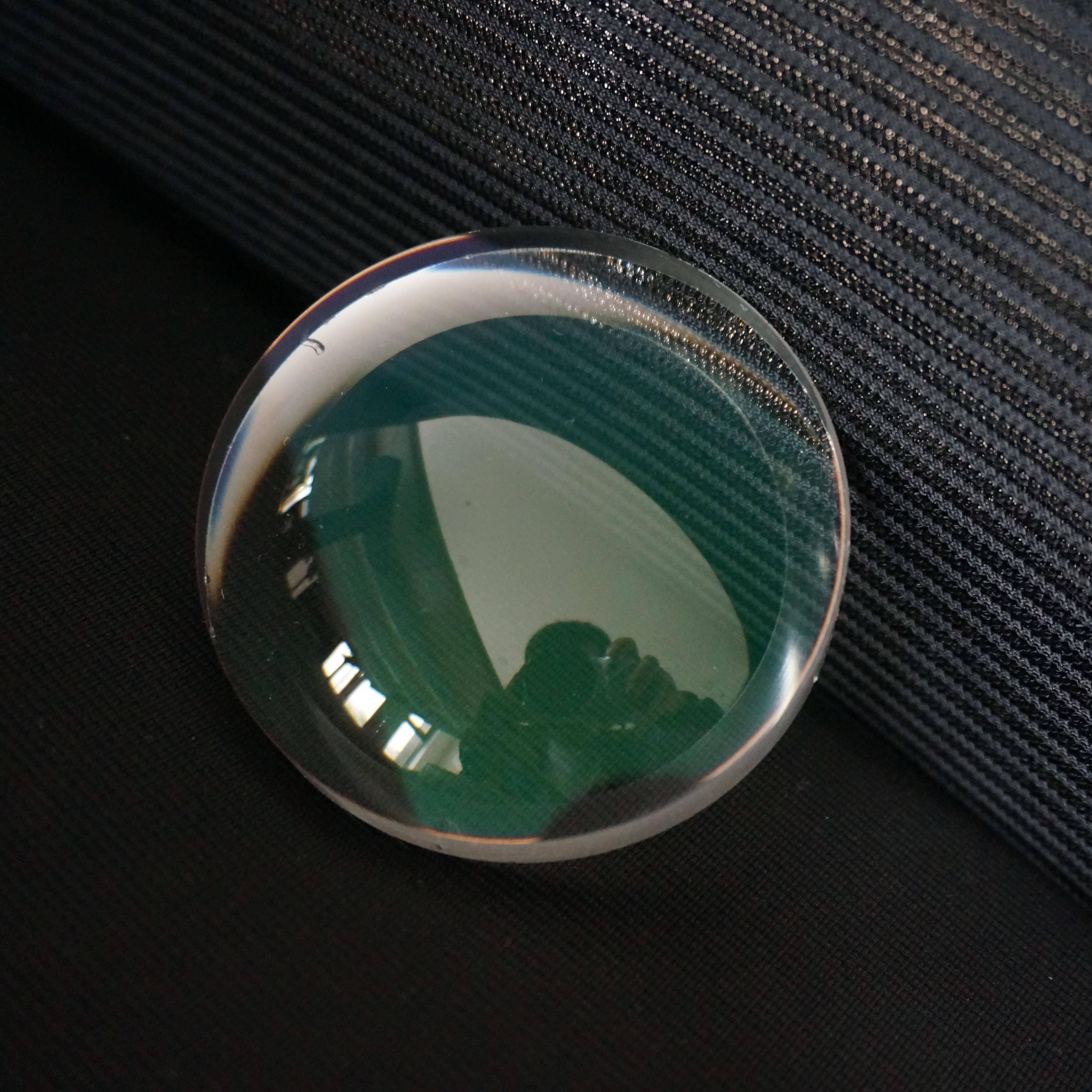 Бифокальные фотохромные минеральные линзы
