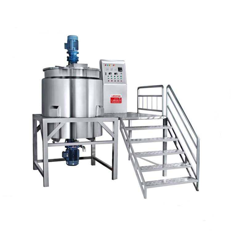 5000L New High Quality Liquid Dishwashing Detergent Making Blending Mixing Equipment