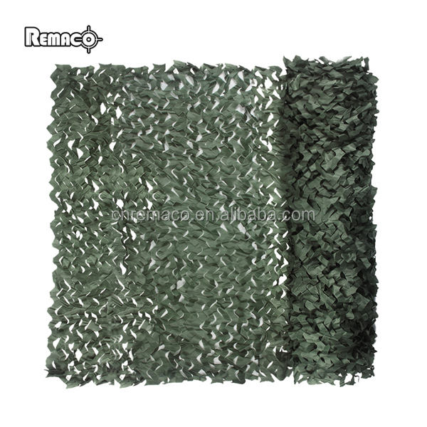 Green Camouflage for Hunting and Shooting Tarp Tent Military Camouflage Nets