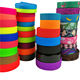 Custom Soft Plastic PVC Coated 100% polyester Fabric Tape Printed Webbing