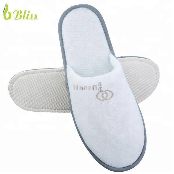Cheap EVA Disposable Hotel Bathroom Slippers Wholesale