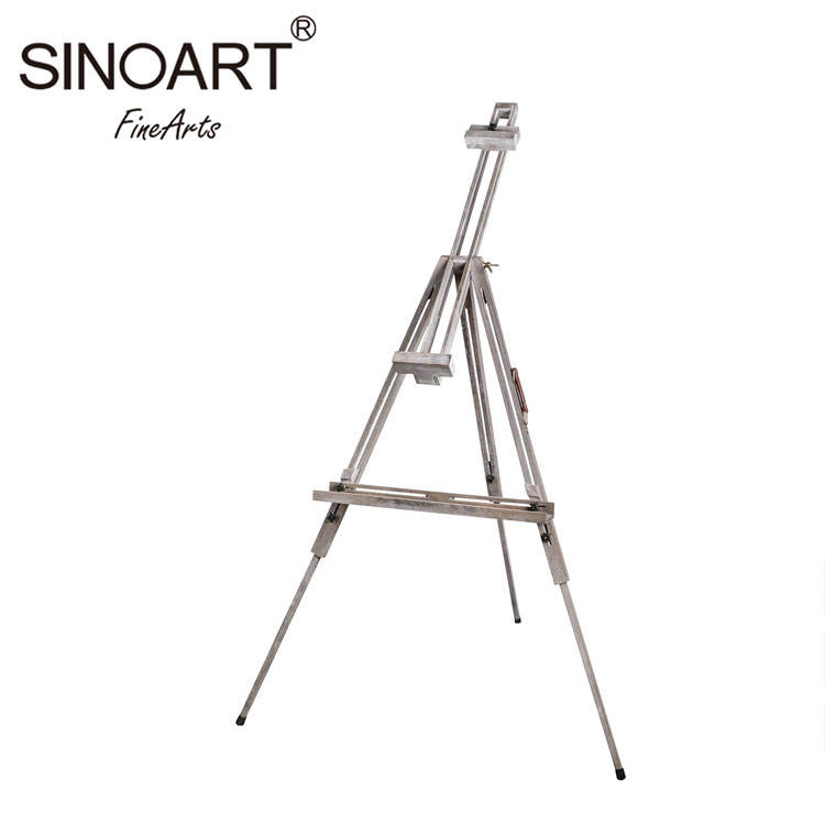 High Quality Art Wooden Studio Easel For Watercolor Artist Easels