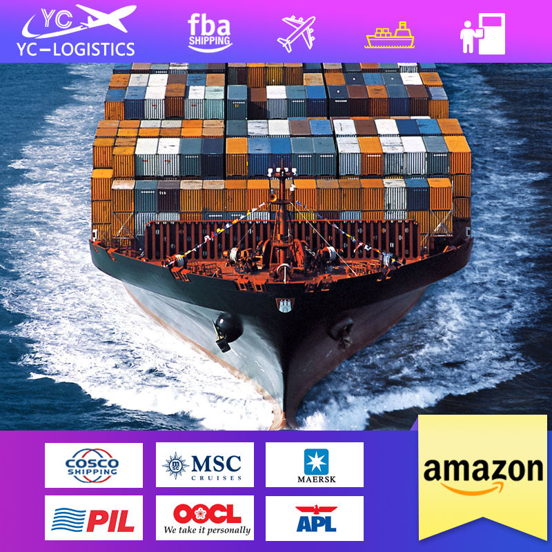 sea freight forwarder cheapest ocean shipping freight to india fba amazon