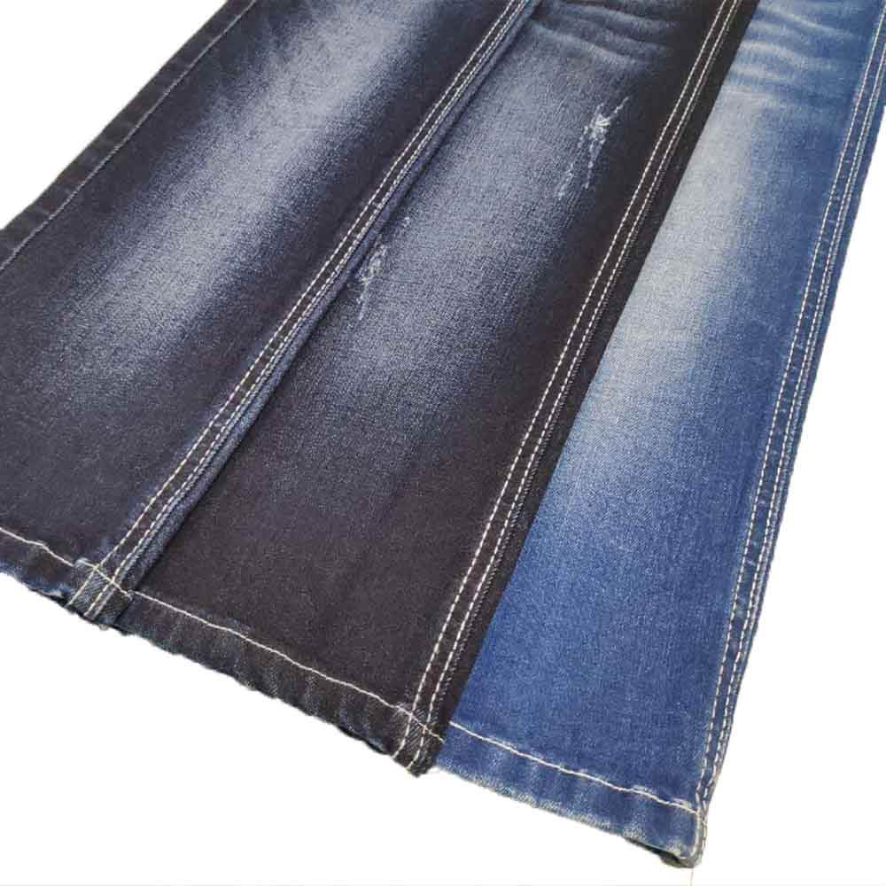 wholesale 10oz cotton slub raw denim jeans fabric with good price