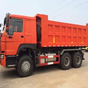 HOWO coal mining dump truck 6x4 Tipper CE approval for sale