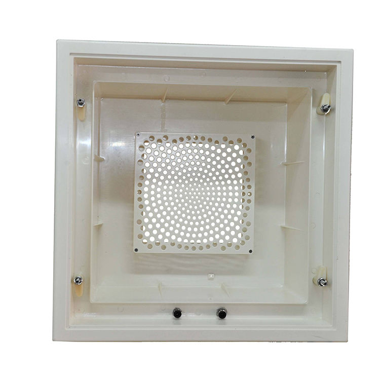 Efficiency air supply unit customized stainless steel outlet filter box ceiling HEPA modules