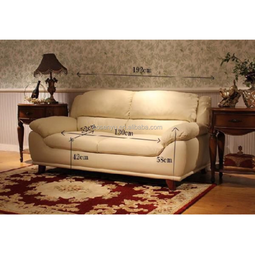 China Leather Metal Sofa
