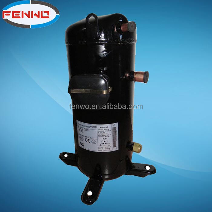 sanyo compressor C-SBN263H5A low power consumption air cooler compressor for air conditioning