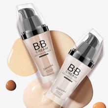 Face Make Up Full Coverage Waterproof Long Lasting BB Makeup Liquid Foundation Cream BB Cream