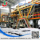 China building material small production waterproofing bitumen membrane machinery
