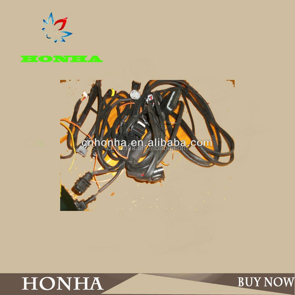 car accessories 55w P13W 5502 extension wiring harness 35w 5502 hid xenon headlight fog light relay connector wire harness