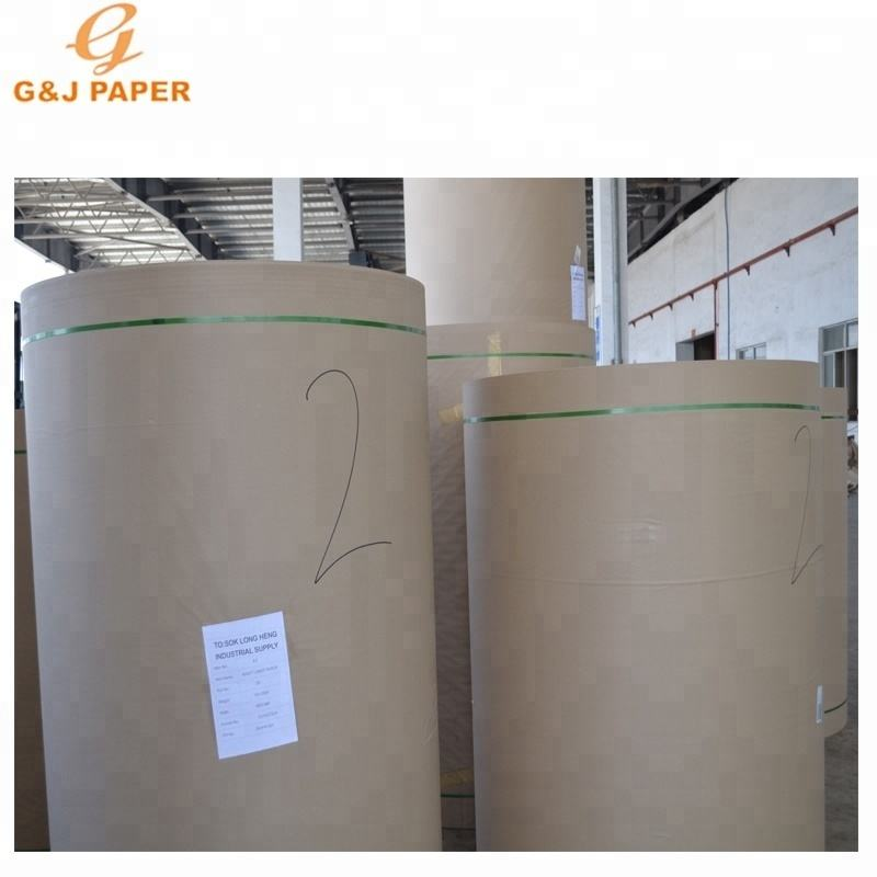 Recycled Kraft Liner Paper Good Price Per Ton