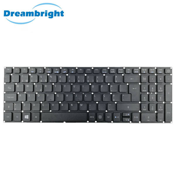 Nova Marca Original para Acer E5-573 E5-722 PO Teclado Do Laptop