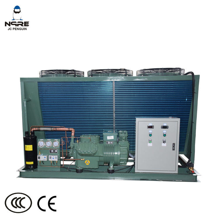 Factory wholesale 30HP air-cooled condensing unit refrigeration for cold storage or chiller