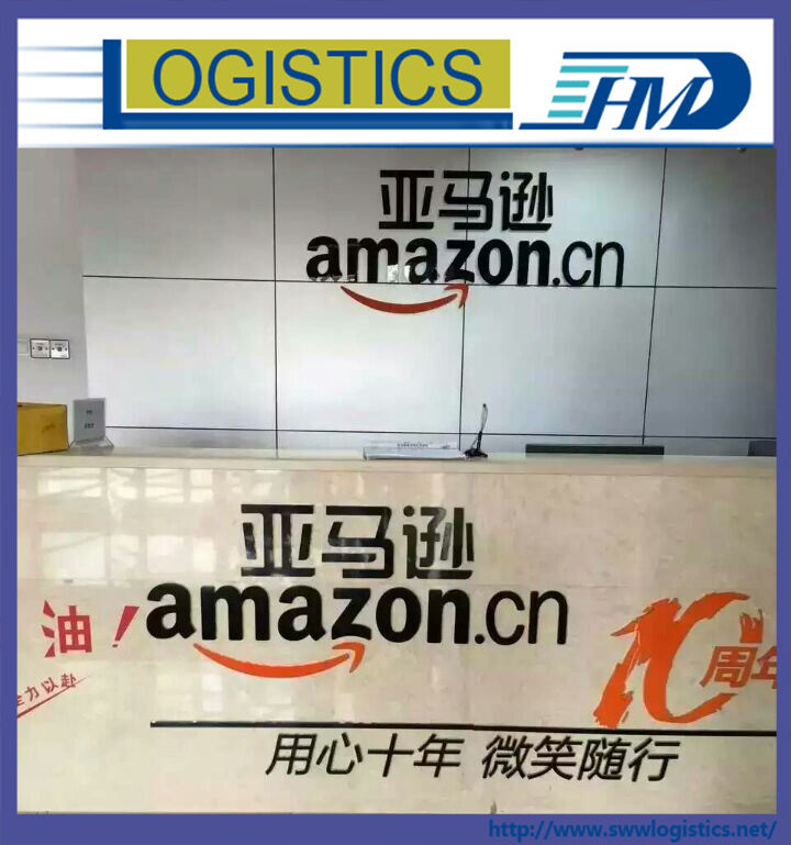 Professional Amazon FBA logistics service to United States