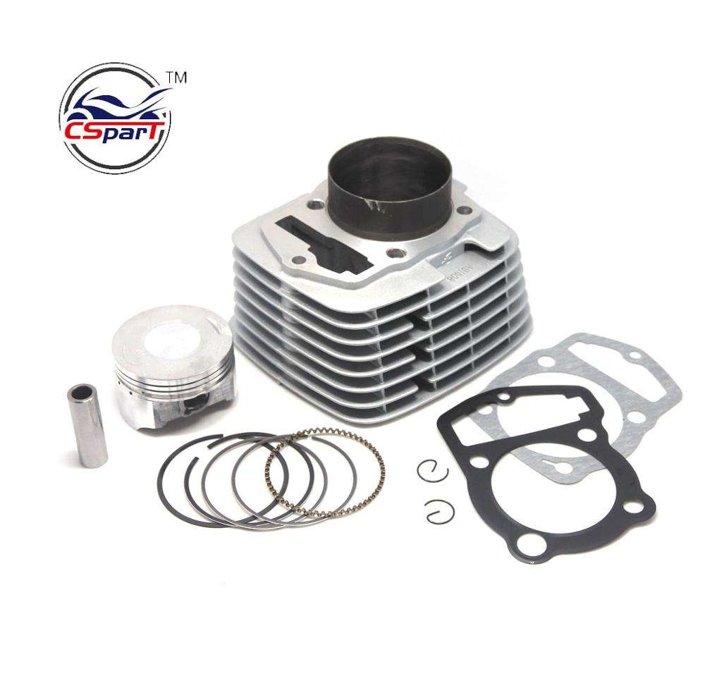 65.5MM 15MM 81MM Cylinder Block kit for CB250 Loncin ZongShen 250CC 165FMM Engine Kaya Xmotos Apollo Tmax Pit Dirt Bike Parts