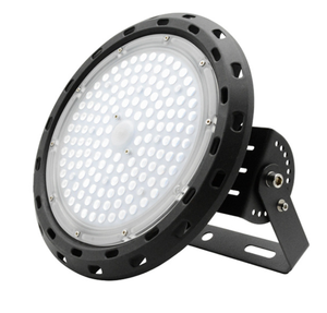 Industrial light 100w 150w 200w ufo led high bay lights 200w led with wall holder 5 years warranty