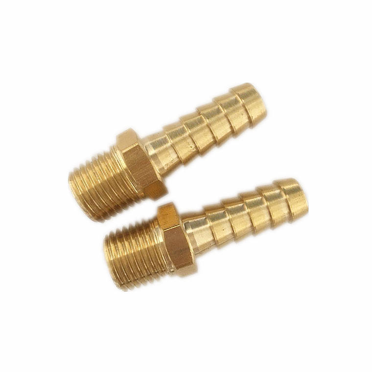 brass fitting/ brass hose barbed , barbed hose tail 1/8 1/4 3/8 1/2 5/8 3/4