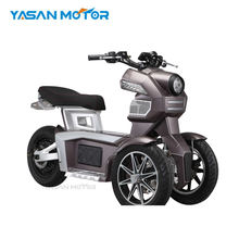 Super Power 1500W BOSCH Motor Electric Scooter Three Wheel Motorcycle Warehouse Europe