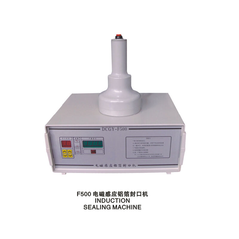 Cheap price semi-automatic induction sealer aluminum foil sealing machine