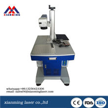 max raycus desktop model fiber laser marking machine