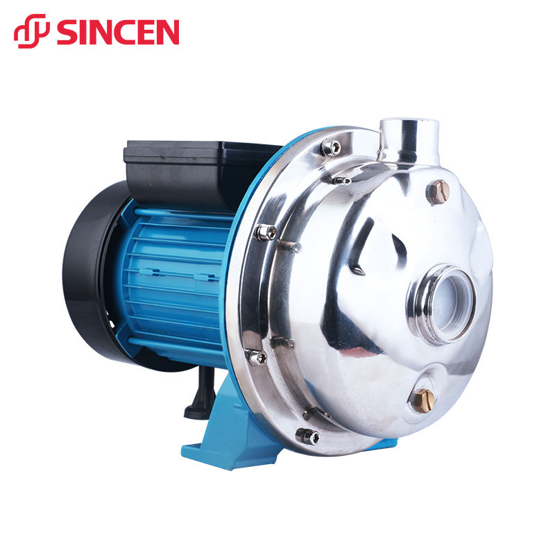 220V Stainless Steel JETS Pump Fully Automatic Household Water Pressure Self-priming Pump