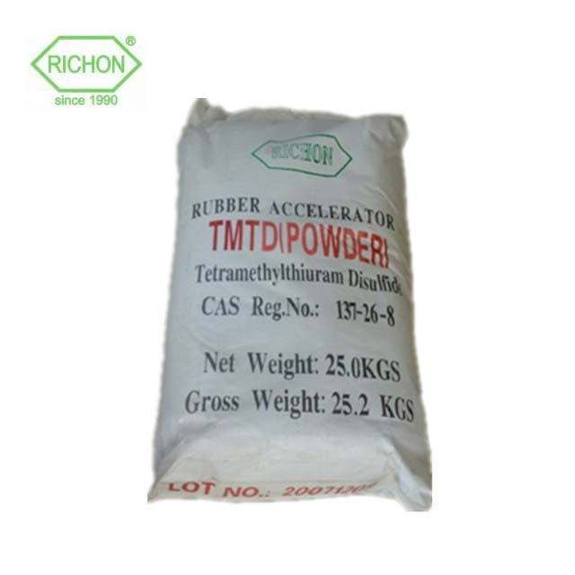 Rubber Additive Accelerator TMTD Powder/Granular