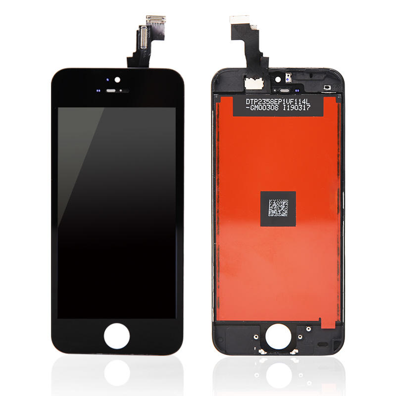 Saef Oem Originele Pass Lcd Display Voor Iphone 5 S, Vervanging Digitizer Lcd Touch Screen Voor Iphone 5 S